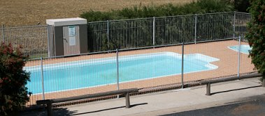 Fossickers Rest Tourist Park Pool